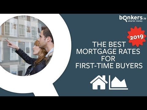 The best mortgage rates for first-time buyers [2019]