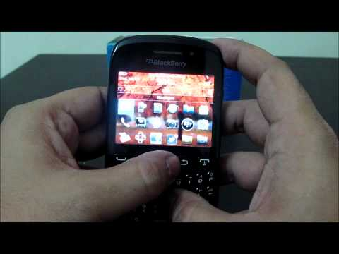 Blackberry 9220 Full Review