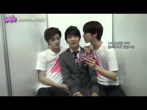 """[ENG/CC] SMROOKIES ROOKIENEWS """"Waiting Room Interview"""" - Taeyong & Donghyuck's Part"""
