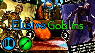 Elusive Goblins! Goblin Assassin   The Elder Scrolls Legends