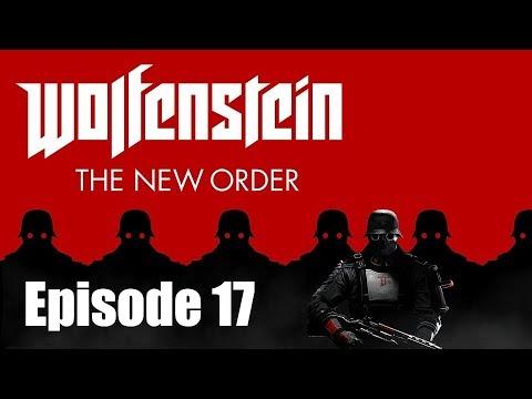 Wolfenstein: The New Order!: E.P.17 - Weird Undersea Base Thing