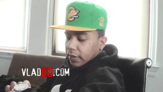 Exclusive: Yung Berg Speaks Highly Of Jenna Shea
