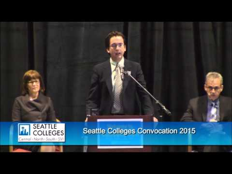 Seattle Colleges Convocation 2015 - Full Event