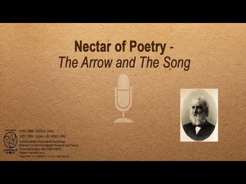 The Arrow And The Song A Poetry Analysis Youtube