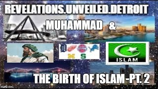 Muhammad & Birth of ISLAM. Pt. 2