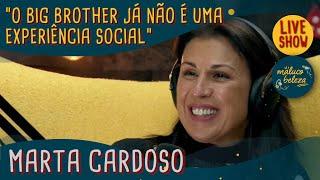Marta Cardoso - Comentadora - MALUCO BELEZA LIVESHOW