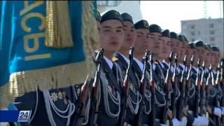 Военный парад 7 мая 2017 года