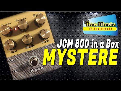 Doc Music Station - Mystere - Demo Français - No Speech