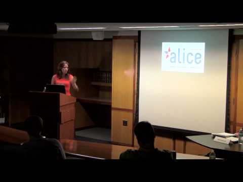 What is ALICE? A Panel Discussion