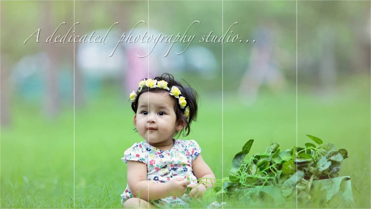Babies Outdoor Photography