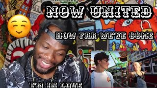 Now United How Far We Ve Come The Journey So Far Reaction