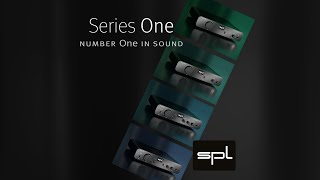 SPL Series One – The First Chapter: Marc One, Control One, Phonitor One d and Phonitor One