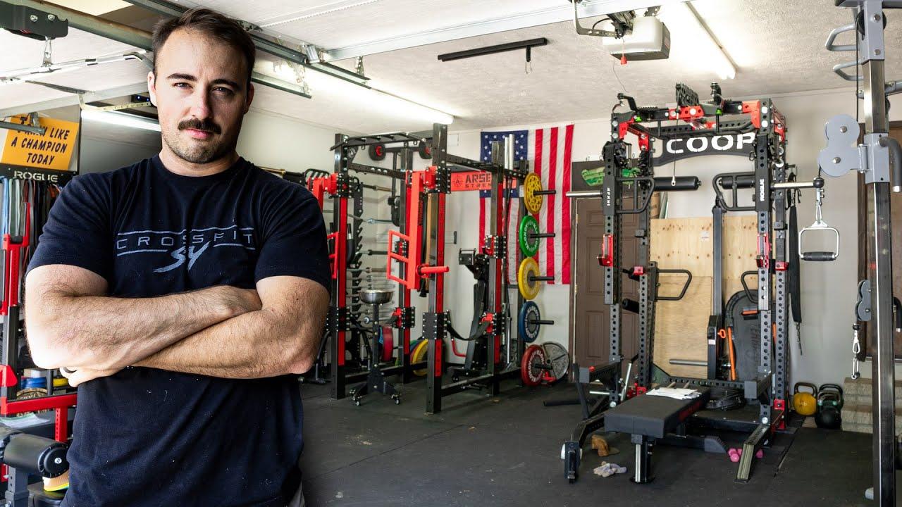 Coop's Garage Gym Walkthrough: 2020 Edition!