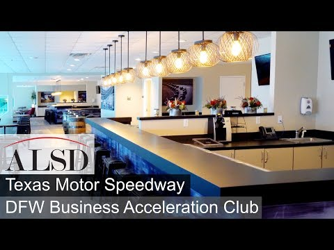 DFW Business Acceleration Club at Texas Motor Speedway Attracts New Local Companies