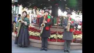 04年撮影 ポピュラー・胡桃・トラディショナル Sax Five Christmas To...