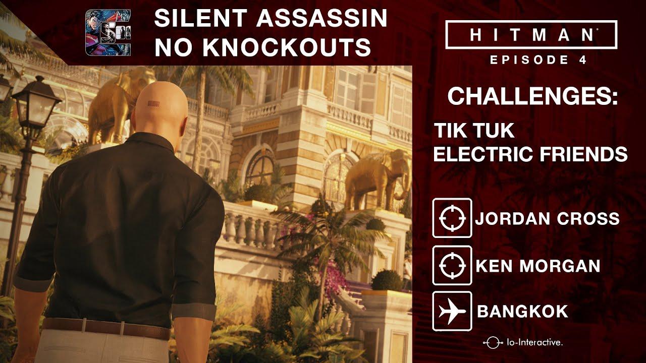 Hitman Episode4 Bangkok Club 27 Sniper Assassin By Metamong