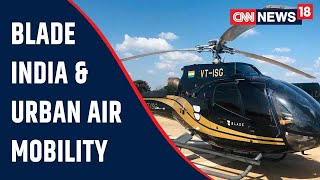 What's The Future Of Urban Air Mobility In India?   Tech & Auto Show   CNN News18
