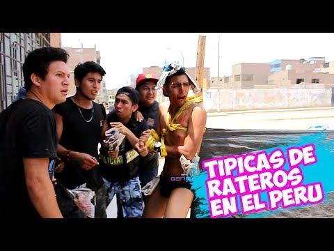 TIPICAS DE RATEROS EN EL PERU - SAMIR VELASQUEZ