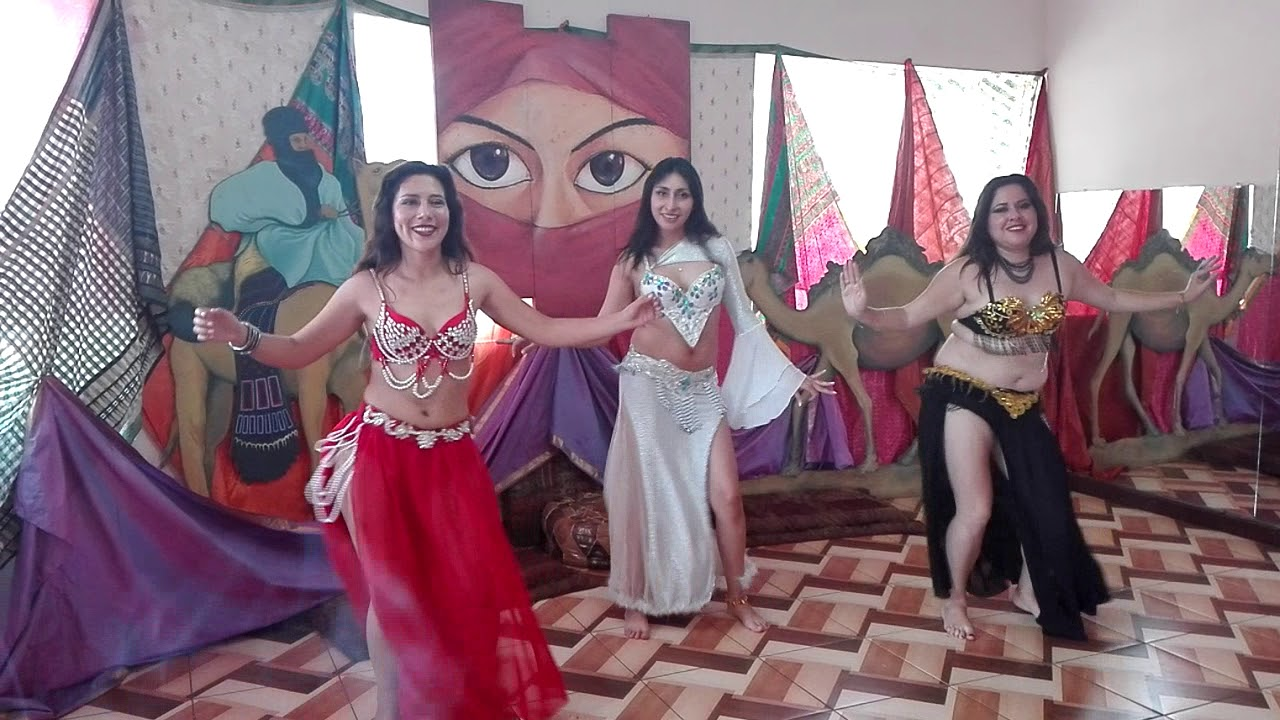 Baile TRÍO - Baladi febrero 2018