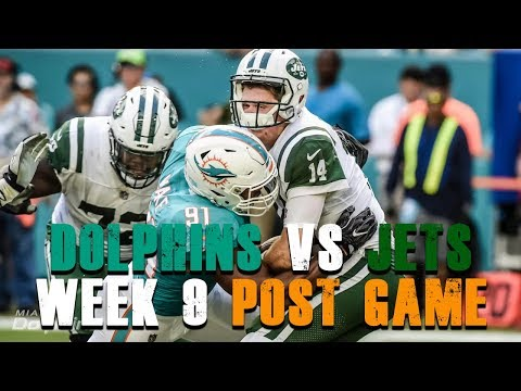 Miami Dolphins Vs New York Jets Post Game/ Reshad Jones Injury?
