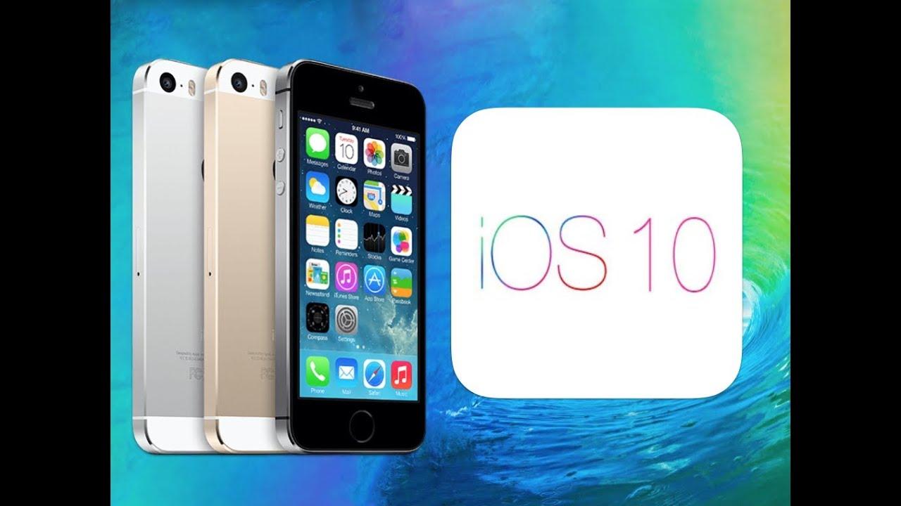 top fitur terbaru ios 10 di iphone