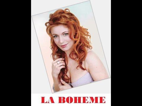 Isabelle Boulay & Éric Lapointe - La Boheme