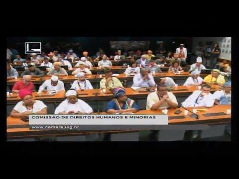DIREITOS HUMANOS E MINORIAS - Audiência Pública - 09/08/2018 - 10:39