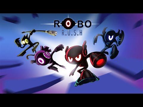 Robo Rush - Endless Running Game