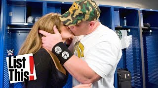 5 forgotten WWE romances WWE List This