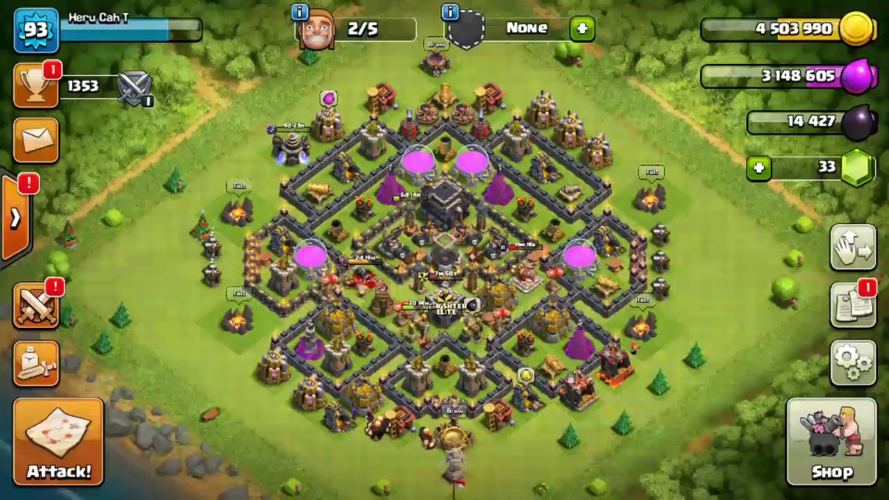 Th9 valkyrie farming strategy 2017 without queen clash of clans th9 valkyrie farming strategy 2017 without queen clash of clans publicscrutiny Image collections