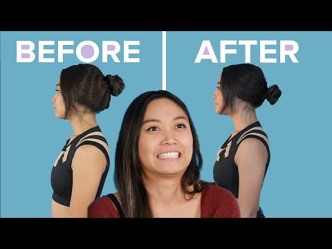 Download Youtube: Women Try A Posture-Improving Bra For A Week