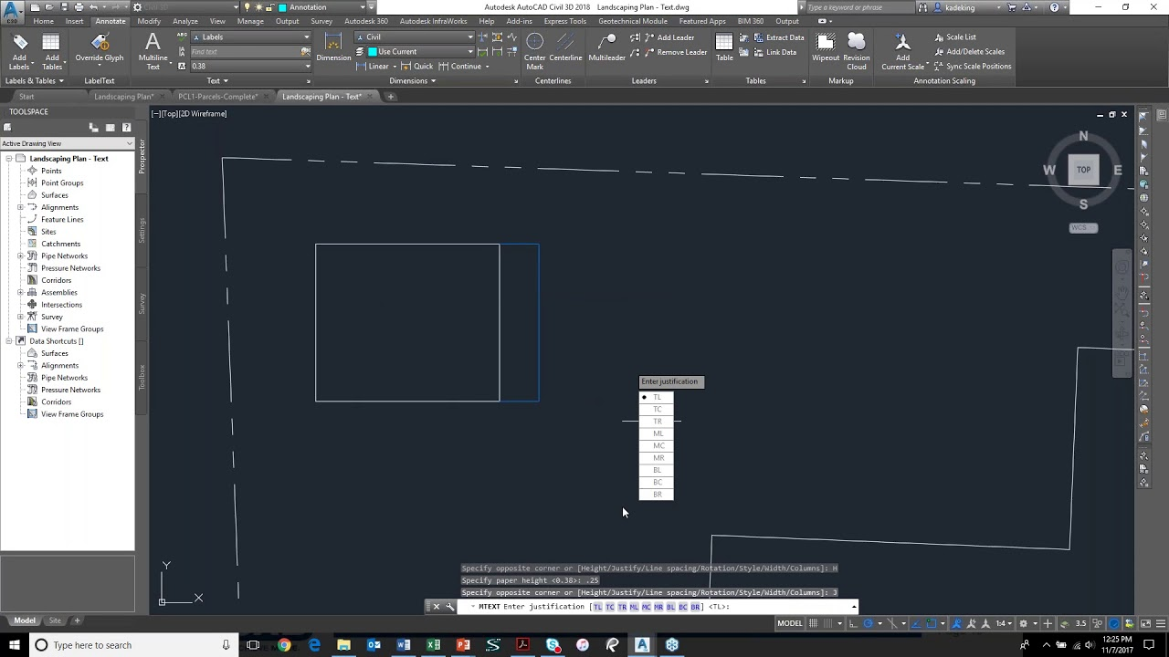 Getting Started with Annotation Scaling in AutoCAD | U S