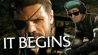 Metal Gear Solid 5: Wake Up [EP 1]
