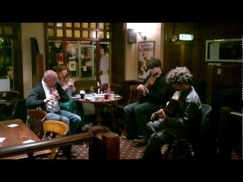Irish Folk Music - O'Donnel's Pub, Douglas, Isle of Man