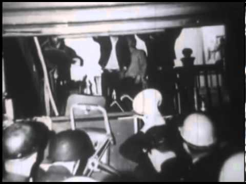 1968 Columbia University Protest (1969 Documentary Film)