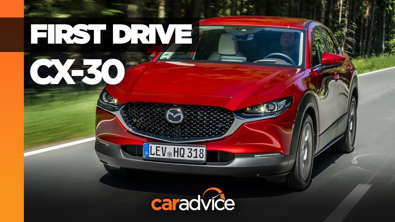 2020 Mazda CX-30: Design, Specs, Release >> 2020 Mazda Cx 30 Review Caradvice