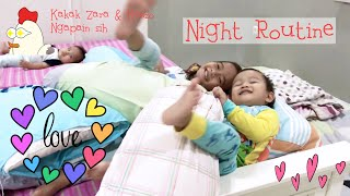 Our Night Routine | Rutinitas Malam Zara Cute