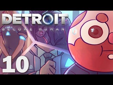 Hank's Problem | Detroit: Become Human - Part 10