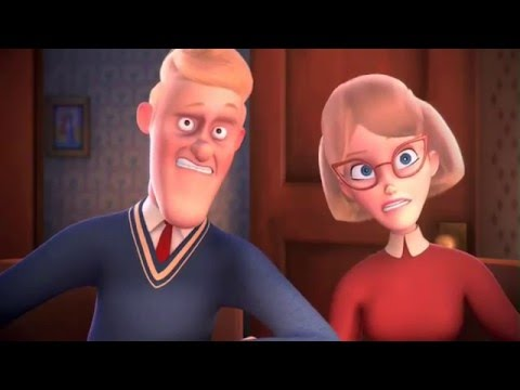 Meet the Robinsons - Mr. Harrington