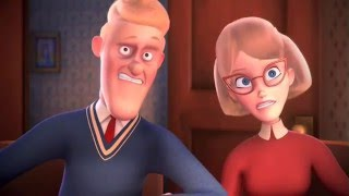 Meet the Robinsons: Lewis's PB&J Invention thumbnail