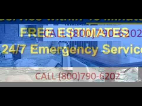 Water Damage Companies Atlanta GA | Call (800) 790-6202