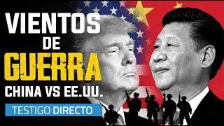 Estados Unidos le muestra su poder militar a China  Testigo Directo