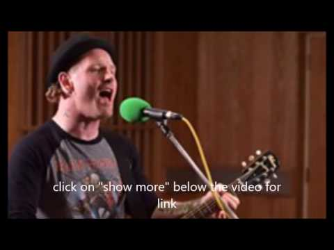 Corey Taylor's BBC Maida Vale Studios acoustic recording sessions posted