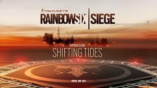 Operation Shifting Tides Rainbow Six Siege Menu Theme HD 1080p 144fps