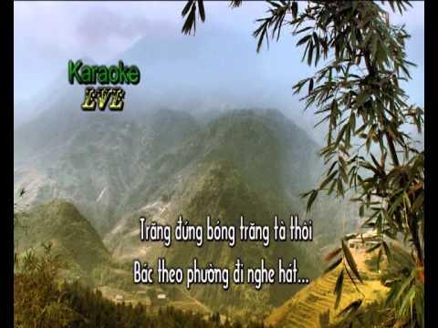 Dem nghe cau do dua nho Bac - karaoke.