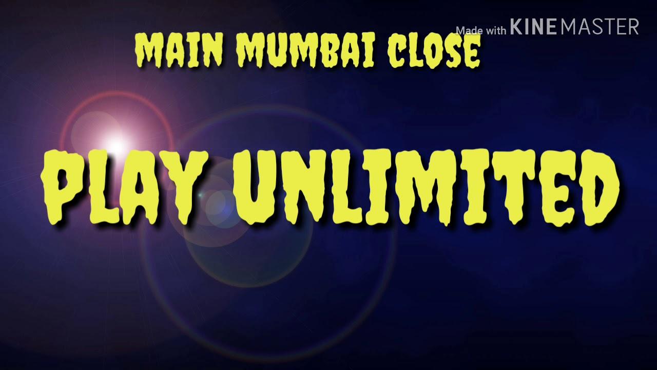 Main mumbai strong close