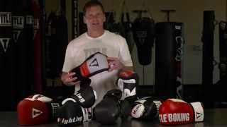 7 Factors in Designing a Boxing Glove - TITLE Boxing - How to Choose Boxing Gloves