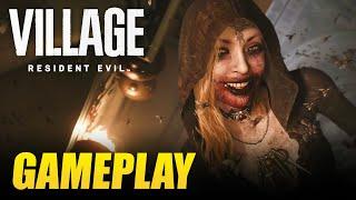 Capcom ha mostrato un breve video di gameplay resident evil village, presentando alcune delle novità e atmosfere del gioco.----#residentevil----👍 s...