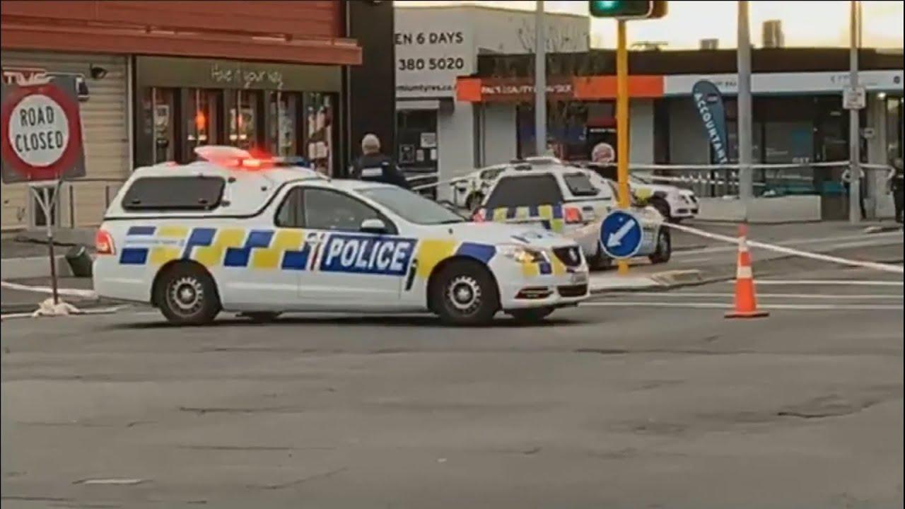 Atentado En Nueva Zelanda Hd: Un Atentado En Nueva Zelanda Deja Al Menos 49 Muertos