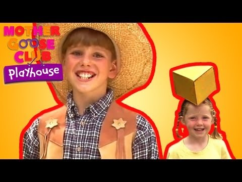 Farmer in the Dell | Mother Goose Club Playhouse Kids Video